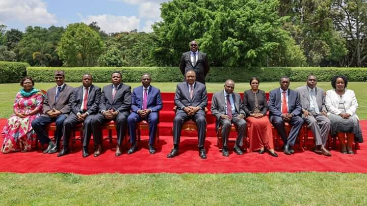 The 8th summit held at the state house in Nairobi