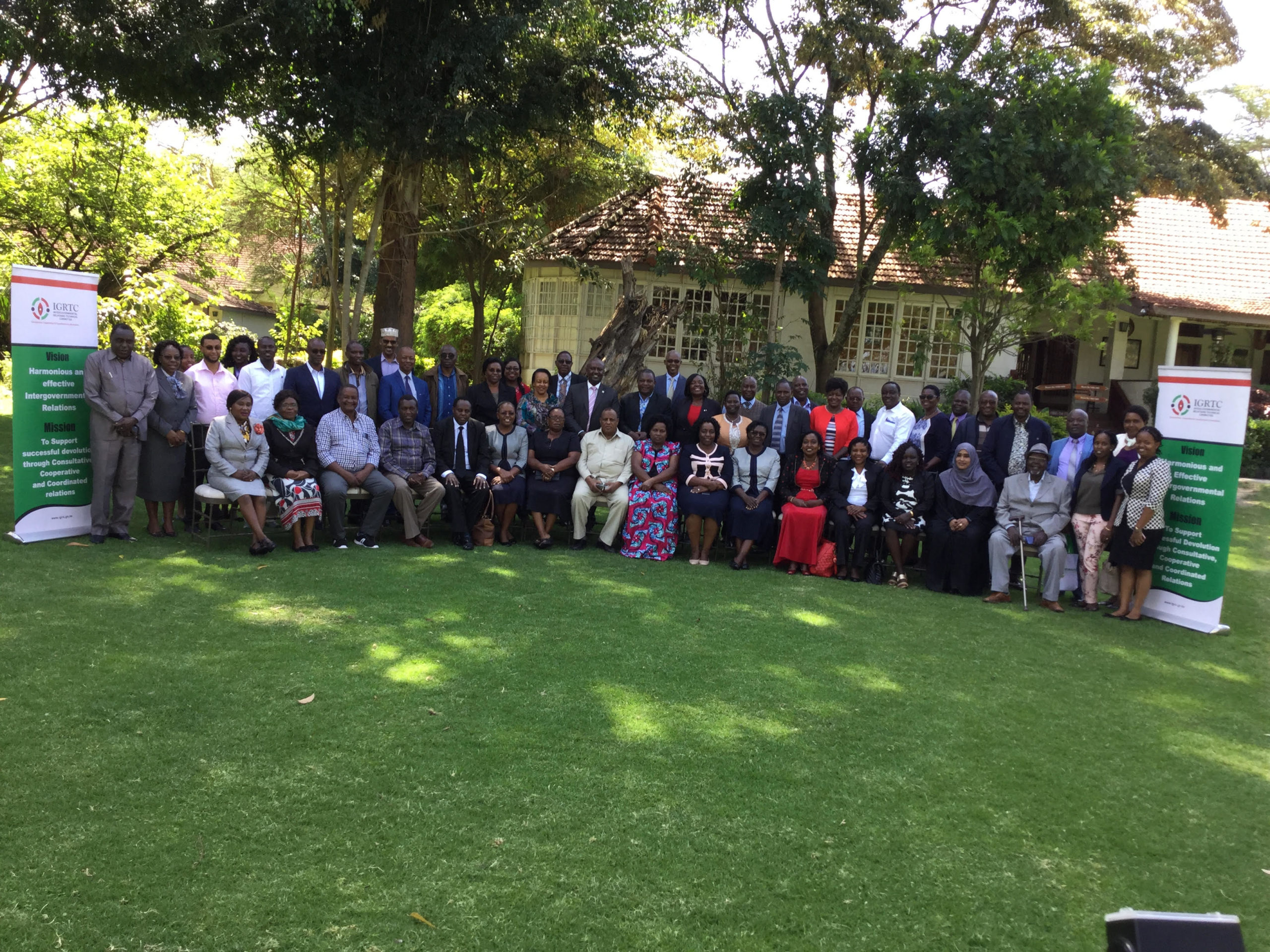 Inter-governmental Consultative Forum on the Human Resource Management Challenges Facing Kenya's Public Service Held from 11th to 14th March 2020 at Lake Naivasha Country Club.