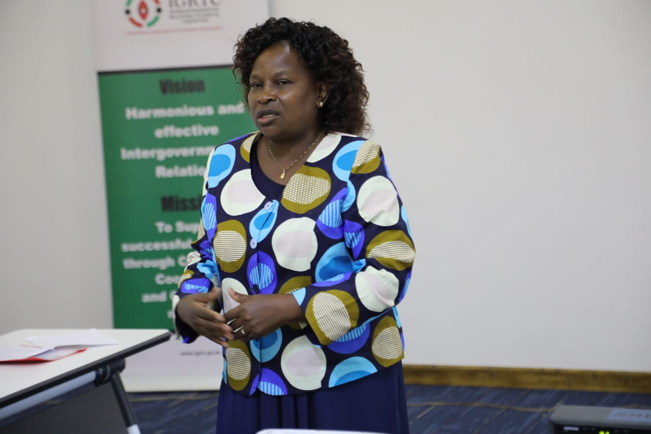 Angeline Hongo, during Analysis of Assets and Liabilities Exercise on 26th May 2021
