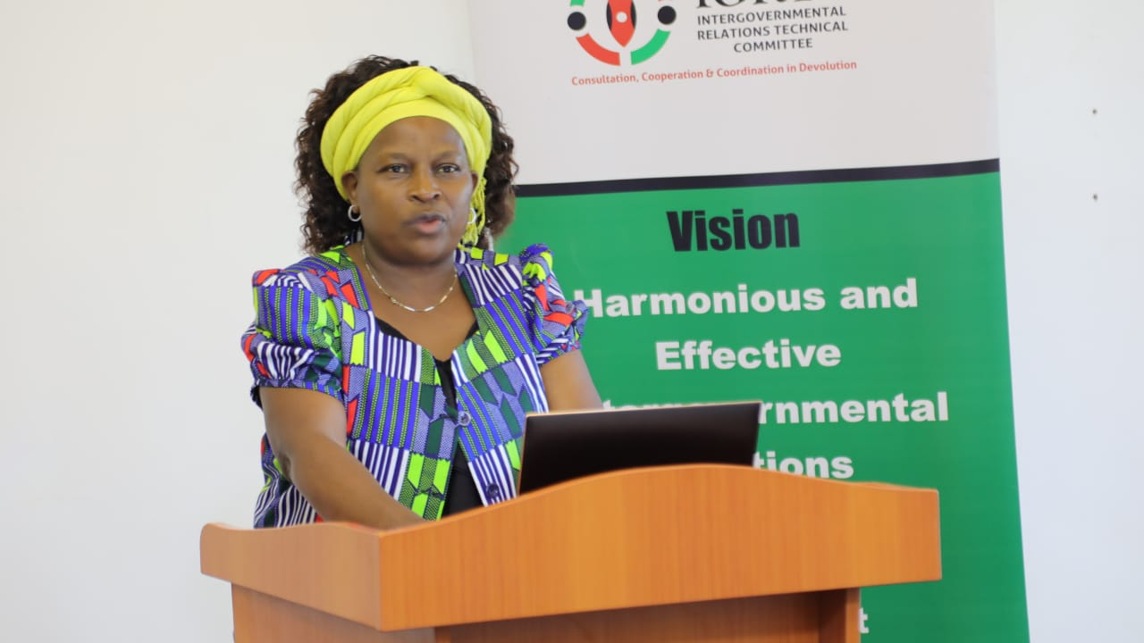 Assets and Liabilities Chairperson during review of Consolidated report
